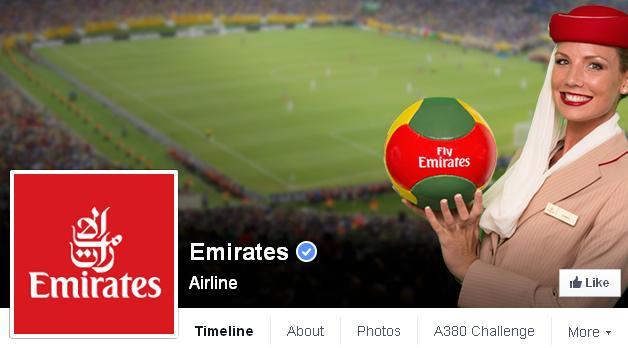 Emirates and Digital Marketing