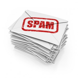 Is email spam on the increase?