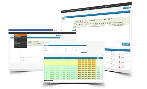 Content Management System Dubai