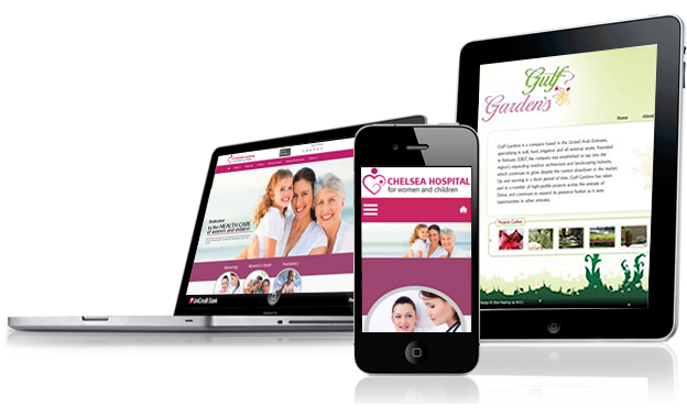 Mobile Website Design Dubai